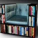 Etsy - Book Chair
